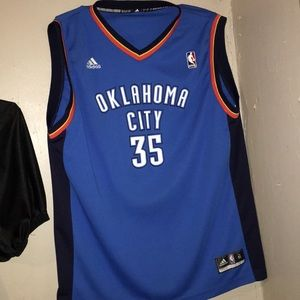 Retro Kevin Durant Jersey